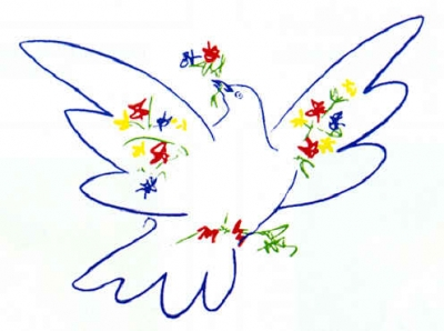 colombe paix europe