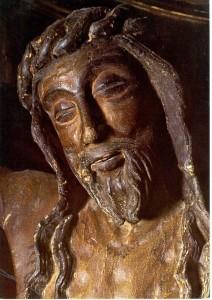 Christ souriant Xavier