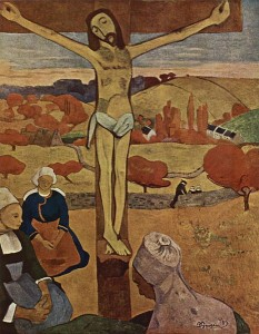 Paul Gauguin, le Christ Jaune [Public domain], via Wikimedia Commons