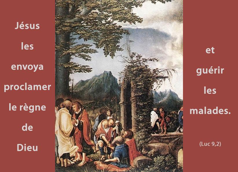 Communion des Apôtres – Altdorfer (1516-1518) « Notre Dame du Web